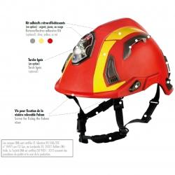 DNA FOX Helmet