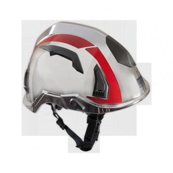Firemen helmets