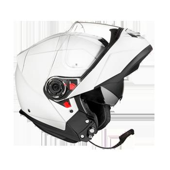 Equipement radio pour moto